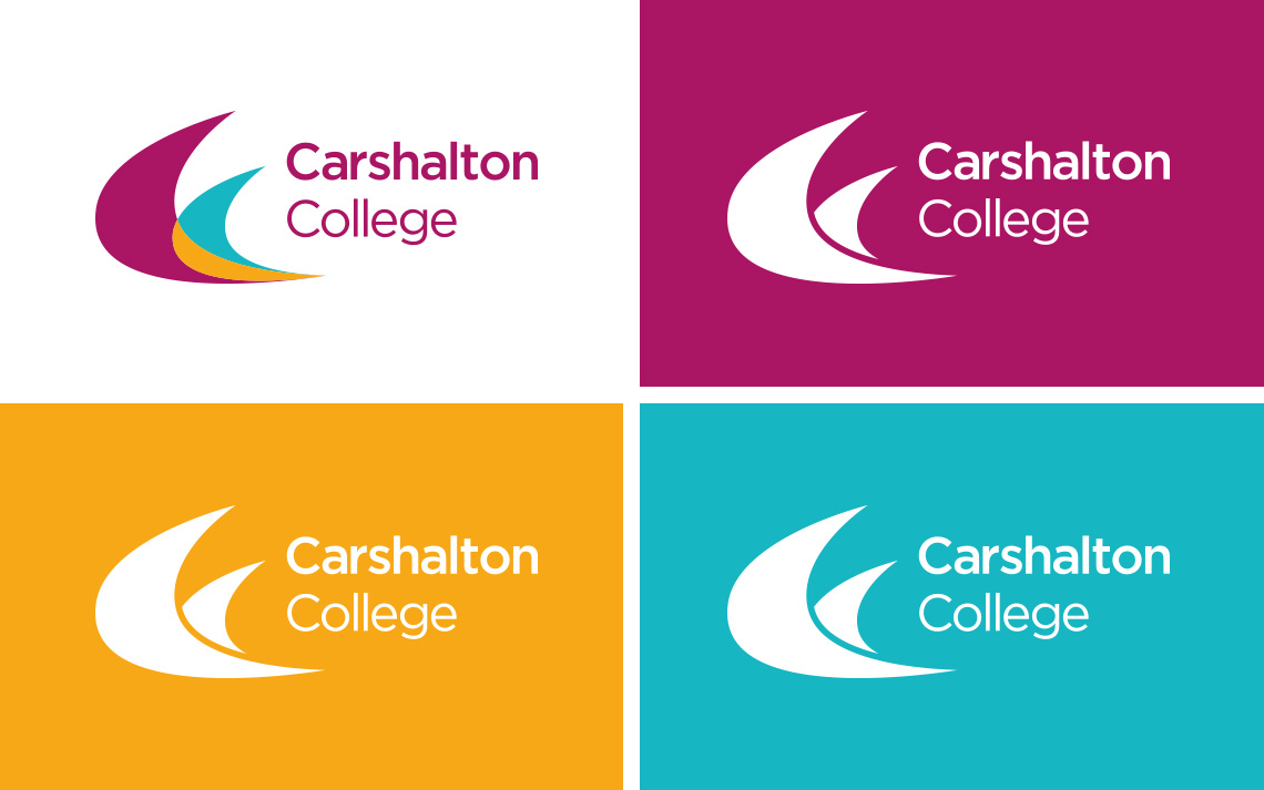Carshalton College New Brand